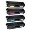 PACK 4 BROTHER TN900 CMYK CARTUCHOS DE TONER COMPATIBLES