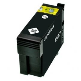 EPSON T1577 NEGRO LIGHT CARTUCHO DE TINTA PIGMENTADA COMPATIBLE (C13T15774010)