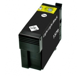 EPSON T1579 NEGRO LIGHT LIGHT CARTUCHO DE TINTA PIGMENTADA COMPATIBLE (C13T15794010)
