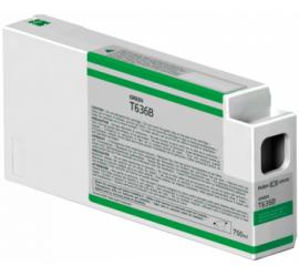 EPSON T636B00 VERDE CARTUCHO DE TINTA COMPATIBLE (C13T636B00)