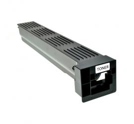 KONICA MINOLTA BIZHUB C451/C550/C650 NEGRO CARTUCHO DE TONER COMPATIBLE (A070150/TN-611K)