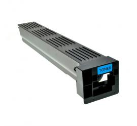 KONICA MINOLTA BIZHUB C451/C550/C650 CYAN CARTUCHO DE TONER COMPATIBLE (A070450/TN-611C)