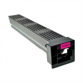 KONICA MINOLTA BIZHUB C451/C550/C650 MAGENTA CARTUCHO DE TONER COMPATIBLE (A070350/TN-611M)