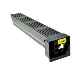 KONICA MINOLTA BIZHUB C451/C550/C650 AMARILLO CARTUCHO DE TONER COMPATIBLE (A070250/TN-611Y)