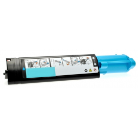 DELL 3000/3100 CYAN CARTUCHO DE TONER COMPATIBLE (593-10064)