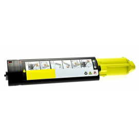 DELL 3000/3100 AMARILLO CARTUCHO DE TONER COMPATIBLE (593-10066)
