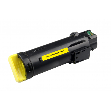 XEROX PHASER 6510/WORKCENTRE 6515 AMARILLO CARTUCHO DE TONER COMPATIBLE (106R03479/106R03475)