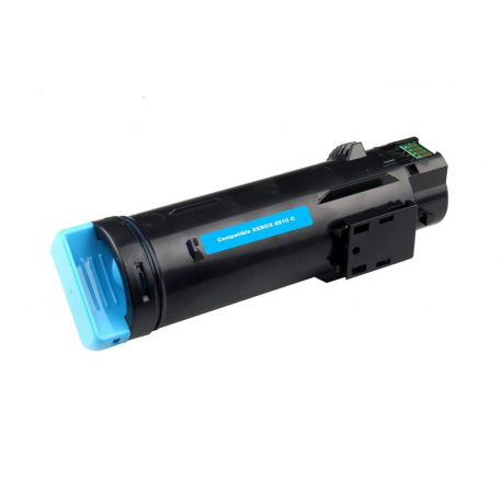 XEROX PHASER 6510/WORKCENTRE 6515 CYAN CARTUCHO DE TONER COMPATIBLE (106R03477/106R03473)
