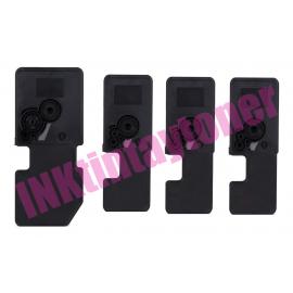 PACK 4 KYOCERA TK5220/TK5230 CMYK CARTUCHOS DE TONER COMPATIBLES (CHIP)