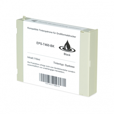 EPSON T460011 NEGRO CARTUCHO DE TINTA COMPATIBLE (C13T460011)