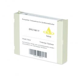 EPSON T461011 AMARILLO CARTUCHO DE TINTA COMPATIBLE (C13T461011)