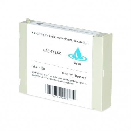 EPSON T463011 CYAN CARTUCHO DE TINTA COMPATIBLE (C13T463011)