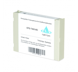 EPSON T465011 CYAN LIGHT CARTUCHO DE TINTA COMPATIBLE (C13T465011)