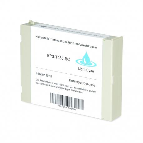 EPSON T465011 CYAN LIGHT CARTUCHO DE TINTA COMPATIBLE (C13T465011)