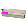 OKI C7100/C7300/C7350/C7500 MAGENTA CARTUCHO DE TONER COMPATIBLE (41963006)