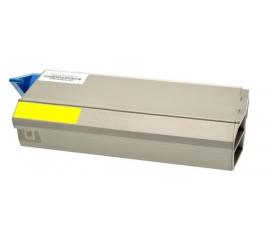 OKI C7100/C7300/C7350/C7500 AMARILLO CARTUCHO DE TONER COMPATIBLE (41963005)
