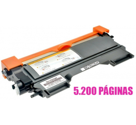 BROTHER TN2220/TN2210/TN2010 XXL NEGRO CARTUCHO DE TONER COMPATIBLE (ALTA CAPACIDAD/JUMBO)
