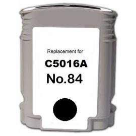 HP 84 NEGRO CARTUCHO DE TINTA COMPATIBLE (C5016A)