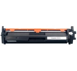 HP CF217A XL NEGRO CARTUCHO DE TONER COMPATIBLE CON CHIP Nº17A (ALTA CAPACIDAD/JUMBO)