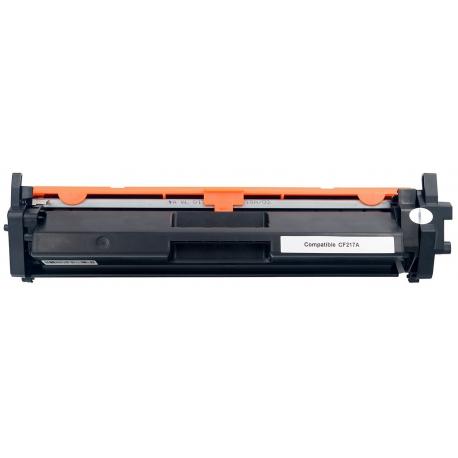 HP CF217A XL NEGRO CARTUCHO DE TONER COMPATIBLE Nº17A (ALTA CAPACIDAD/JUMBO)
