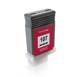 CANON PFI107 NEGRO CARTUCHO DE TINTA COMPATIBLE (PFI-107BK/6705B001)