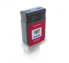 CANON PFI107 CYAN CARTUCHO DE TINTA COMPATIBLE (PFI-107C/6706B001)
