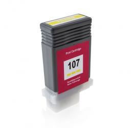 CANON PFI107 AMARILLO CARTUCHO DE TINTA COMPATIBLE (PFI-107Y/6708B001)