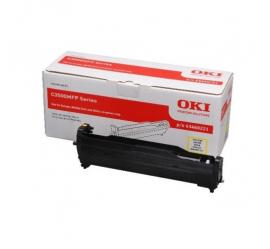 OKI C3520/C3530/MC350/MC360 AMARILLO TAMBOR DE IMAGEN ORIGINAL (43460221)