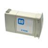 HP 80 CYAN CARTUCHO DE TINTA COMPATIBLE (C4846A)