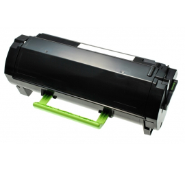 LEXMARK MX310/MX410/MX510/MX511/MX611 NEGRO CARTUCHO DE TONER COMPATIBLE (60F2H00/602H)