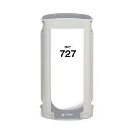 HP 727 GRIS CARTUCHO DE TINTA COMPATIBLE (B3P24A/F9J80A)