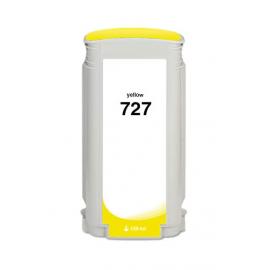HP 727 AMARILLO CARTUCHO DE TINTA COMPATIBLE (B3P21A/F9J78A)