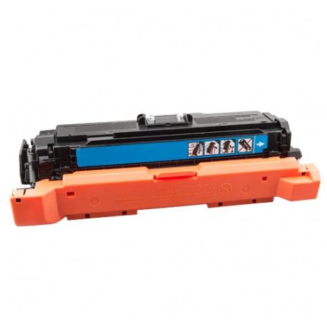 HP CF451A/CF461X/CF471X CYAN CARTUCHO DE TONER COMPATIBLE Nº655A/656X/657X