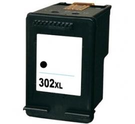 HP 302XL V2 NEGRO CARTUCHO DE TINTA COMPATIBLE (F6U68AE) (NUEVA VERSIÓN)