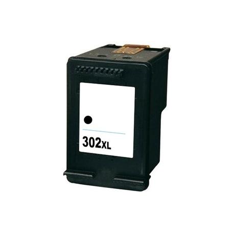 HP 302XL V3 NEGRO CARTUCHO DE TINTA COMPATIBLE (F6U68AE)
