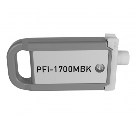 CANON PFI1700/PFI1300/PFI1100 NEGRO MATE CARTUCHO DE TINTA PIGMENTADA COMPATIBLE (0774C001/0810C001/0849C001)