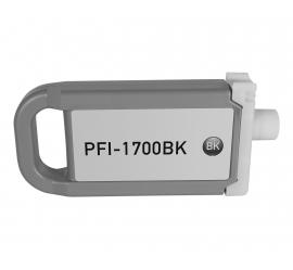 CANON PFI1700/PFI1300/PFI1100 NEGRO PHOTO CARTUCHO DE TINTA PIGMENTADA COMPATIBLE (0775C001/0811C001/0850C001)