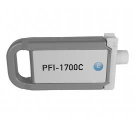 CANON PFI1700/PFI1300/PFI1100 CYAN CARTUCHO DE TINTA PIGMENTADA COMPATIBLE (0776C001/0812C001/0851C001)