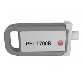CANON PFI1700/PFI1300/PFI1100 ROJO CARTUCHO DE TINTA PIGMENTADA COMPATIBLE (0783C001/0819C001/0858C001)