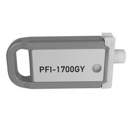 CANON PFI1700/PFI1300/PFI1100 GRIS CARTUCHO DE TINTA PIGMENTADA COMPATIBLE (0781C001/0817C001/0856C001)
