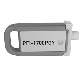 CANON PFI1700/PFI1300/PFI1100 GRIS PHOTO CARTUCHO DE TINTA PIGMENTADA COMPATIBLE (0782C001/0818C001/0857C001)