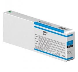 EPSON T8042/T8242 CYAN CARTUCHO DE TINTA PIGMENTADA COMPATIBLE (C13T804200/C13T824200)