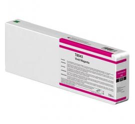EPSON T8043/T8243 MAGENTA VIVIDO CARTUCHO DE TINTA PIGMENTADA COMPATIBLE (C13T804300/C13T824300)