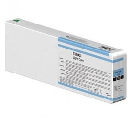 EPSON T8045/T8245 CYAN LIGHT CARTUCHO DE TINTA PIGMENTADA COMPATIBLE (C13T804500/C13T824500)