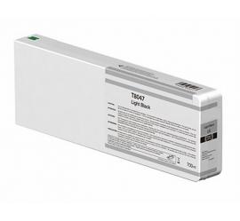 EPSON T8047/T8247 NEGRO LIGHT CARTUCHO DE TINTA PIGMENTADA COMPATIBLE (C13T804700/C13T824700)