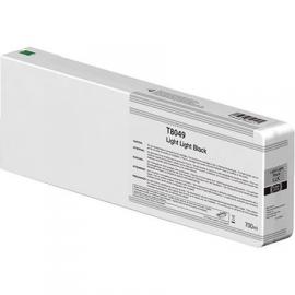 EPSON T8049/T8249 NEGRO LIGHT LIGHT CARTUCHO DE TINTA PIGMENTADA COMPATIBLE (C13T804900/C13T824900)