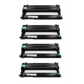 PACK 4 BROTHER DR243/DR247 CMYK TAMBORES DE IMAGEN COMPATIBLES (DR-243/DR-247) (DRUM)