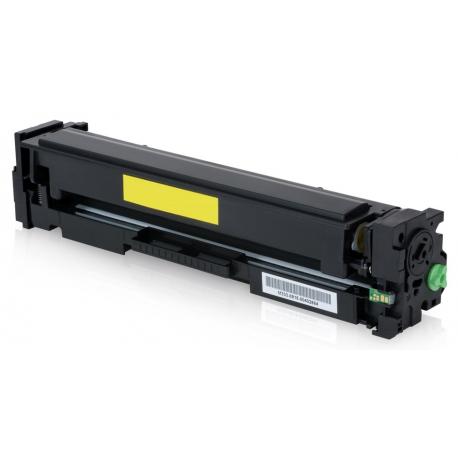 HP W2032X/W2032A AMARILLO CARTUCHO DE TONER COMPATIBLE Nº415X/415A (SIN CHIP)