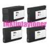 PACK 4 HP 963XL CMYK CARTUCHOS DE TINTA COMPATIBLES
