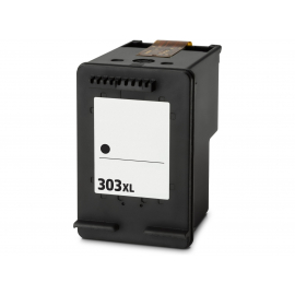 HP 303XL NEGRO CARTUCHO DE TINTA COMPATIBLE (T6N04AE)